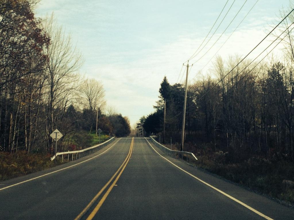 Road to North Adams