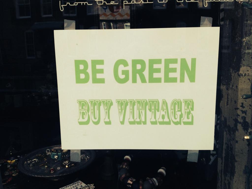 Vintage/Green
