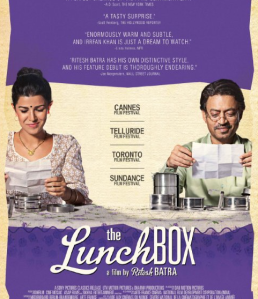 lunchbox  poster film