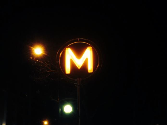 Métro Raspail Paris