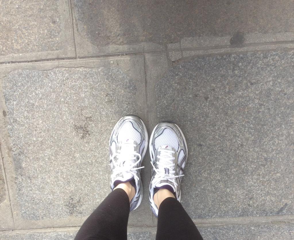 Aesics Shoes