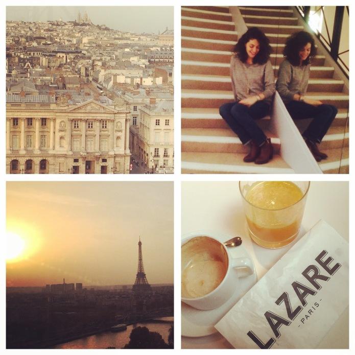My life in Paris